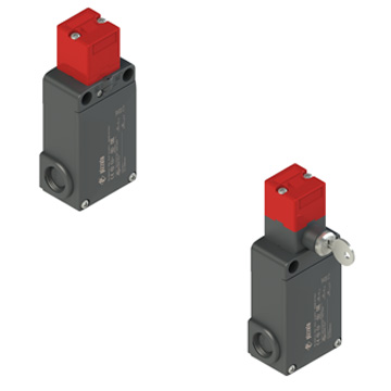 With solenoid FS series