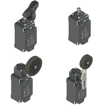 Position switches for heavy applications