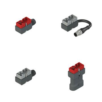 NA-NB-NF serileri için konnektörler