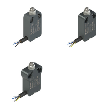 Modular pre-wired position switches