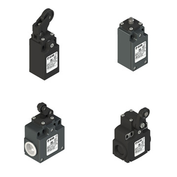Position switches for normal applications