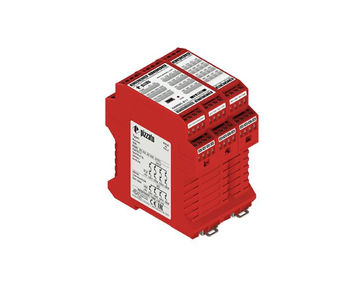 Programmable Safety Relays GEMNIS series