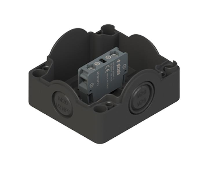 New connection blocks EROUND product range