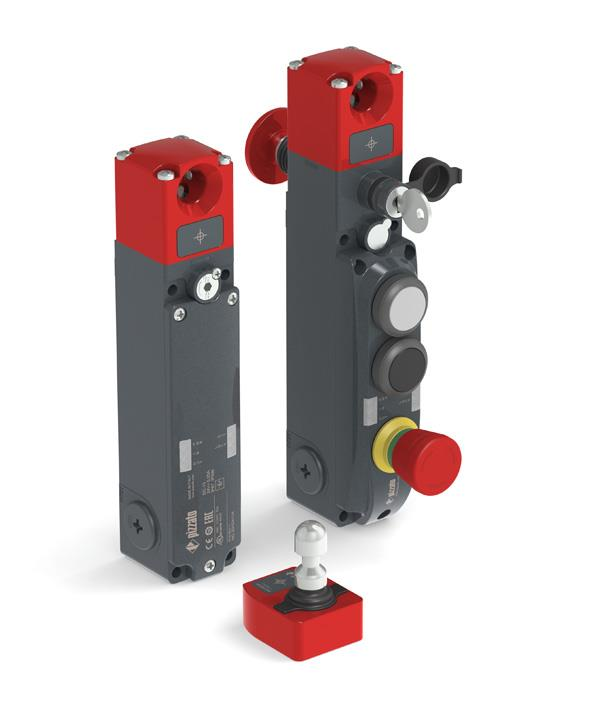 NG anahtarları için kontrol düzenekli yeni sürümler